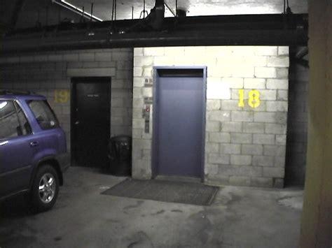 Elevator Garage by Rujith De Silva Garage Parking Spot For Rent