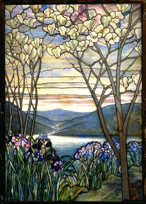 comfort tiffany artist of world louis comfort tiffany