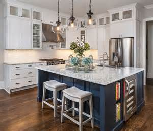 kitchen island colors gorgeous home tour with lauren nicole designs best