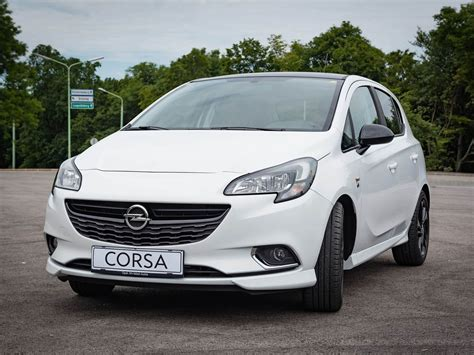 opel white corsa black white autoguru at