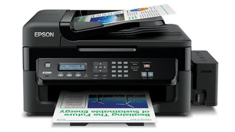 Dan Spesifikasi Printer Epson L550 All In One epson l550 driver mac