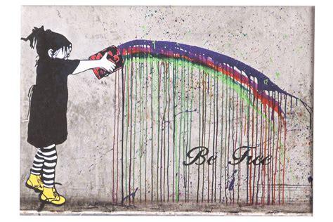 design urban art wall art ideas design yellow shoes urban wall art