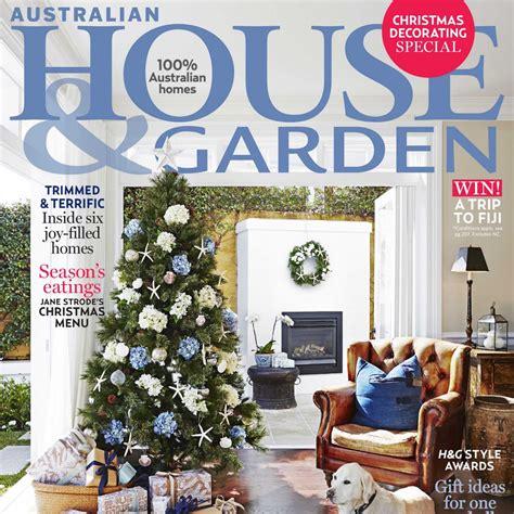 sensational australian house and garden christmas