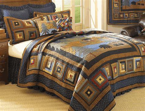 bear bedding midnight bear deluxe bed set king