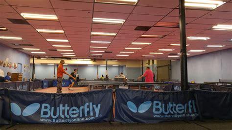 silicon valley table tennis club tennis 718 montague