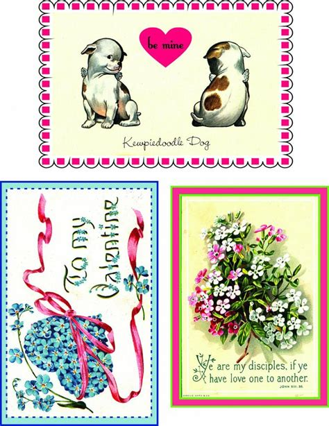 printable christian ornaments 7 best images about vintage valentine free printables on