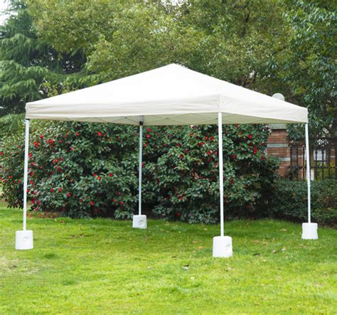gazebo weights 4pcs outdoor canopy tent leg weight anchors water sand bag