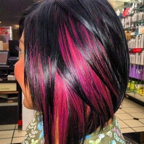 peek a boo hair color peek a boo hair hair today