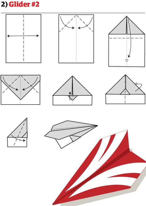 How To Make The Best Paper Plane - how to build the world s best paper airplanes
