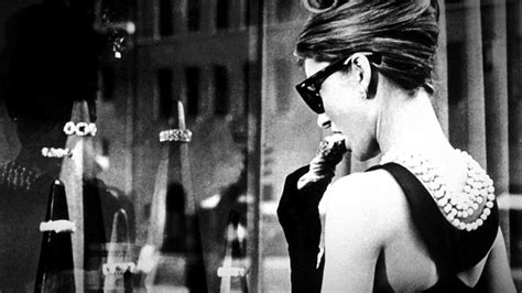 Hepburn In Breakfast At Tiffanys by Breakfast At S 1961 Edwards Niall