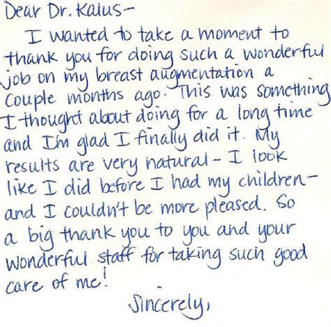 plastic surgery patient testimonials reviews