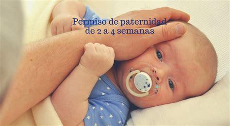 dias por paternidad 2016 en colombia cuantos dias es el permiso por paternidad 2016 permiso de