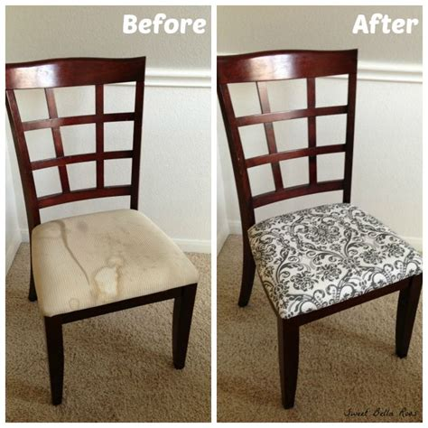 recover dining chair seats 25 best ideas about recover dining chairs on