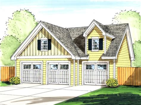 3 Car Garage Plans With Loft by Garage Loft Plans Detached 3 Car Garage Loft Plan Design