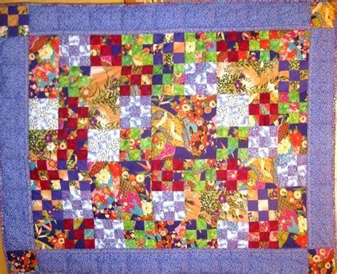 Gails Patchwork Emporium - nine patch pizzazz pattern