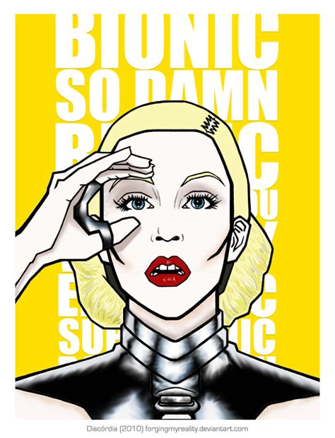 So Damn 2 by So Damn Bionic By Forgingmyreality On Deviantart