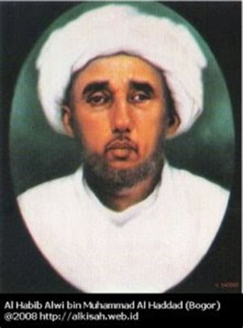 biografi habib abdullah baharun pemuda kahfi cinta illahi al habib abdullah bin alwi al