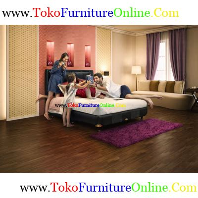 Bed Comforta Family toko mebel furniture meubel harga springbed bed