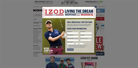 Golf Trip Sweepstakes - hgtv sweepstakes 2014 registration autos weblog