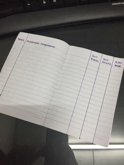 format 6 buku wajib pkk empat jenis buku orang bisnes wajib ada the reporter