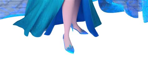 elsa frozen feet elsa vector by simmeh on deviantart