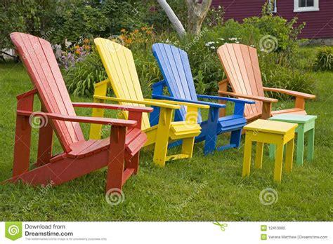 garden armchair garden chairs stock photo image 12413000