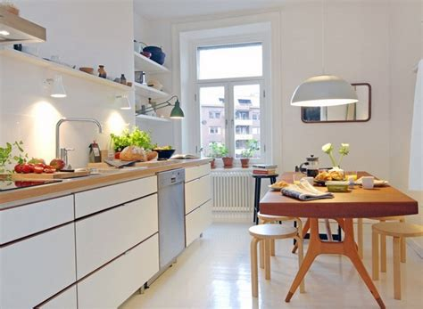 Swedish Kitchen Design 30 Scandinavian Kitchen Ideas That Will Make Dining A Delight Freshome