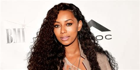 what type of hair does keri hilson have see keri hilson ditch her weave and makeup in this