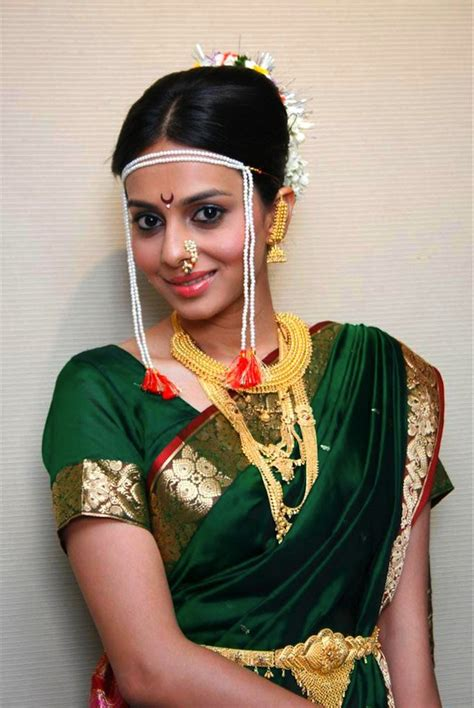 hairstyles in nauvari saree the maharashtrian wedding theme rituals and functions