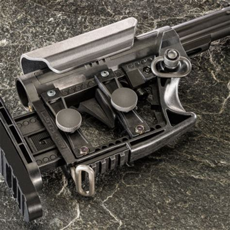 Luth Mba 3 Review by Luth Ar Mba 3 Carbine Modular Buttstock Assembly