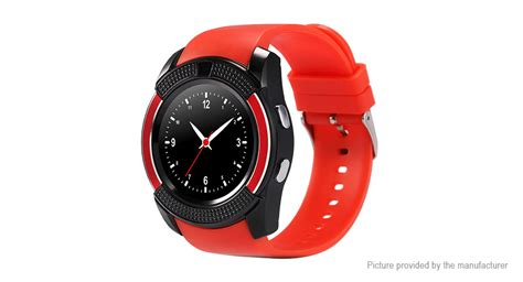 V8 Smartwatch With Gsm And Pedometer Function 1 15 24 v8 1 22 quot ips touch screen gsm smart phone