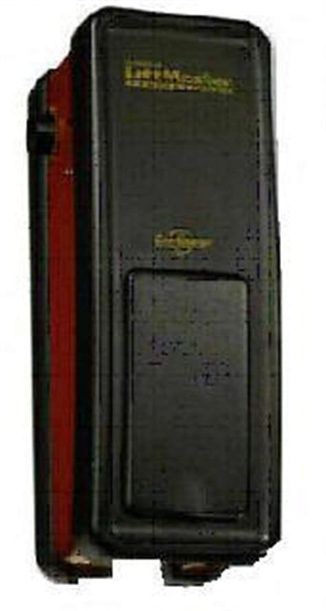 Liftmaster 3800 Residential Jackshaft Garage Door Opener Liftmaster Compatible Garage Door Opener Parts Residential Jackshaft