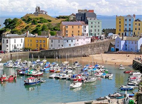 Tenby Wales Cottages by West Wales Cottages Pembrokeshire