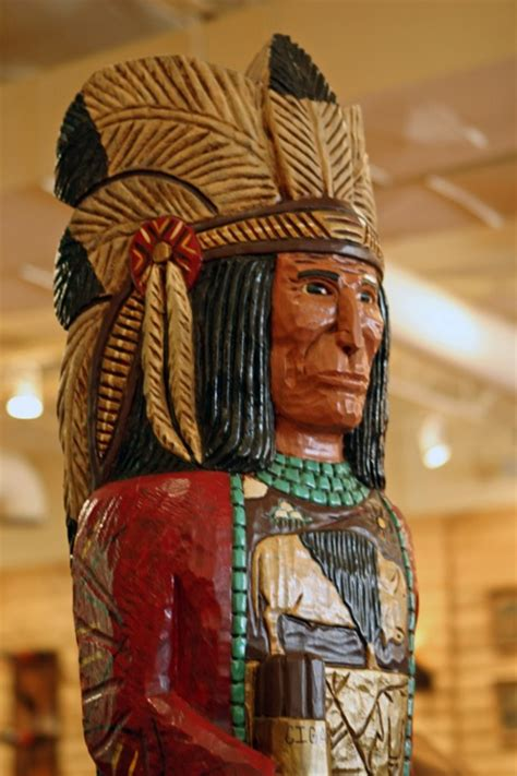 cigar store indianrustic indian statuecarved indiancarved indian statueanteks home furnishings