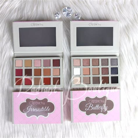 Creations Irresistible Eyeshadow Palette creations other creations butterfly