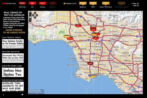 louisiana interactive map l a interactive crime map highlights inspirations