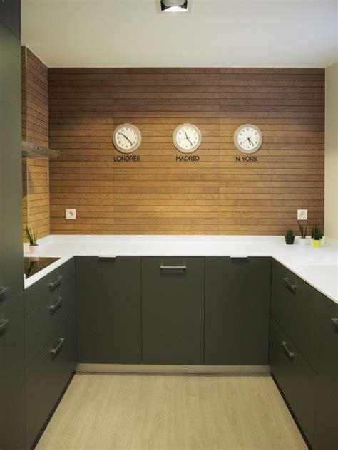 encimeras porcelanico cocina actual con revestimiento porcel 225 nico imitaci 243 n