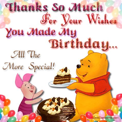 Thank You For The Birthday Wishes Quotes Thanks For The Birthday Wishes Quotes Quotesgram
