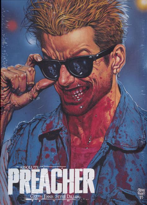 absolute preacher hc vol 01 mr discount comic book service