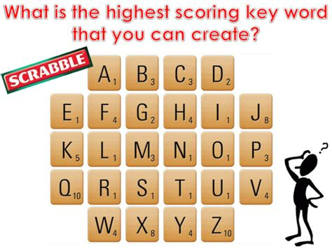 scrabble problems on scrabble starter by amysearle83 teaching resources tes