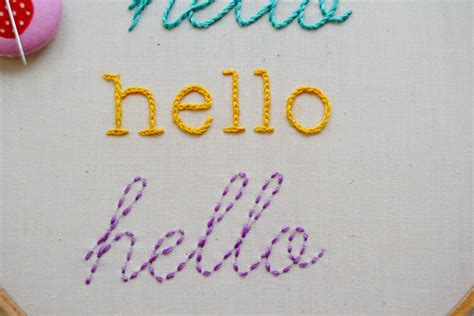 back stitch words pattern maker learn how to embroider letters on craftsy