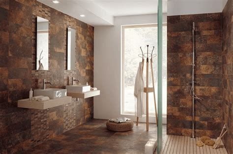 stone earth bathrooms bathroom remodel ideas tile designs