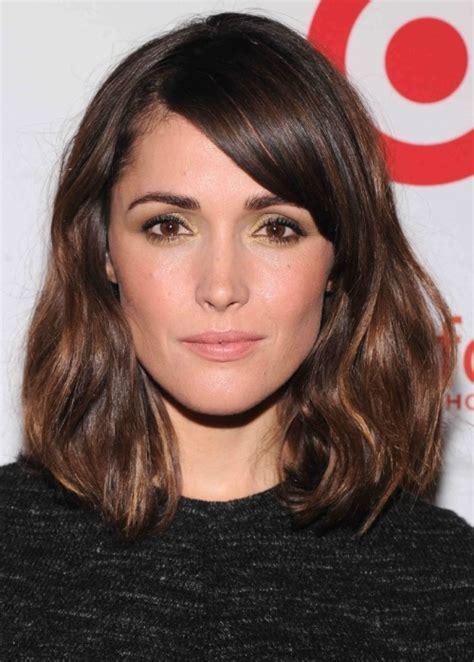 side bang hairstyles herinterestcom