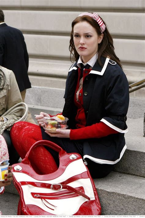 Get The Gossip Look Preppy by Stylish Fictional Characters To Get Style Inspiration From