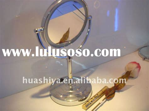 lighted magnifying makeup mirror 20x lighted vanity makeup mirror wall mounted for sale price