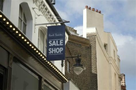 paul smith outlet outlet store in london