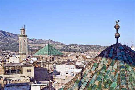 Easy Family Mushee Op17005 13 die moschee al quaraouiyine maroc der norden marokko