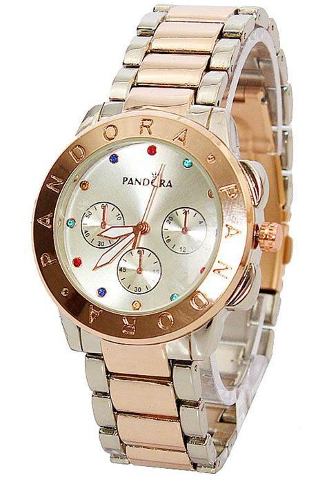 Pandora Watches Rose Gold