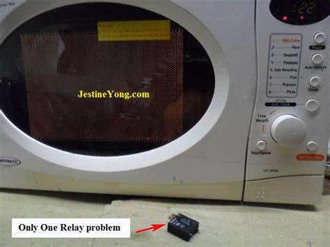 Microwave Di Electronic Solution microwave oven not heating properly easy solution electronics repair and technology news
