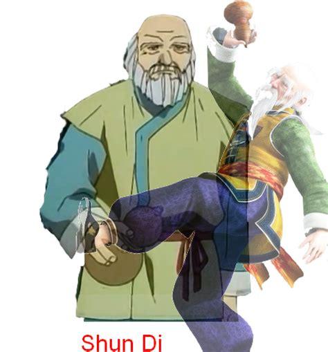 shun japanese name shun di virtua fighter anime characters database